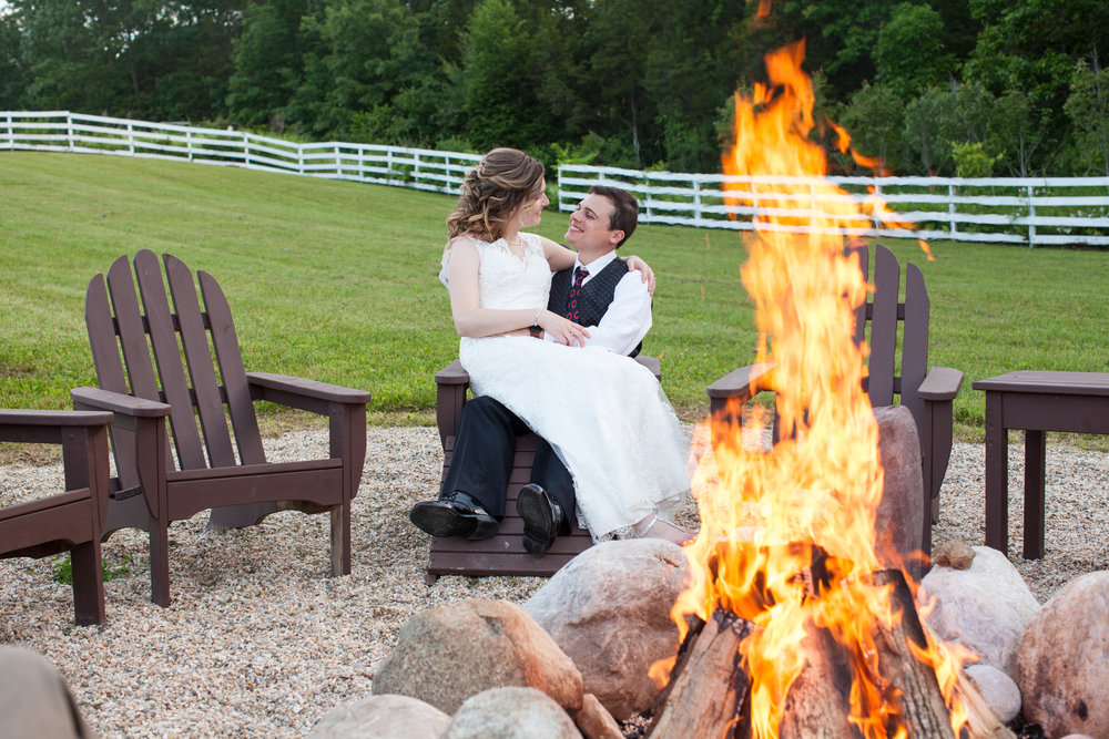 bride and groom at the fire pit.jpg