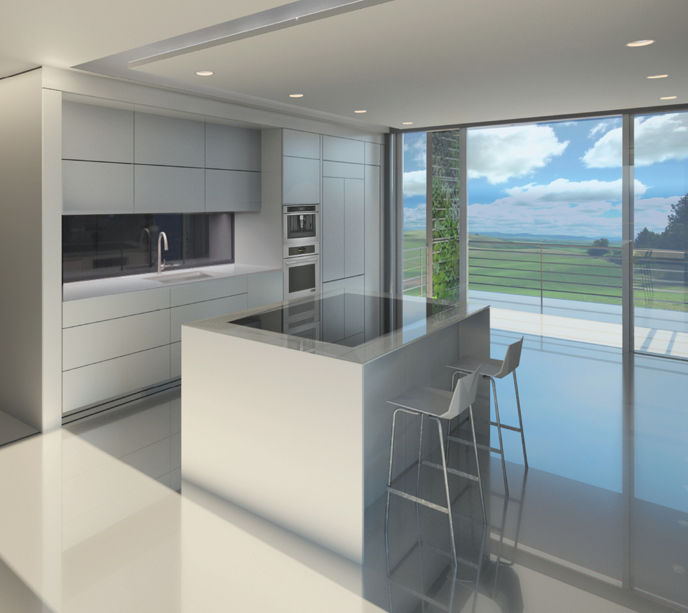 The Kitchen Cartridge of Virginia Tech's FutureHAUS