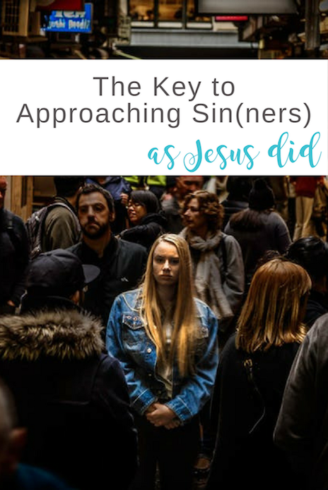 This is how a Christian should approach sin(ners) because it's how Jesus approached sin(ners) | John 8:2-11 | Scripture Confident Living