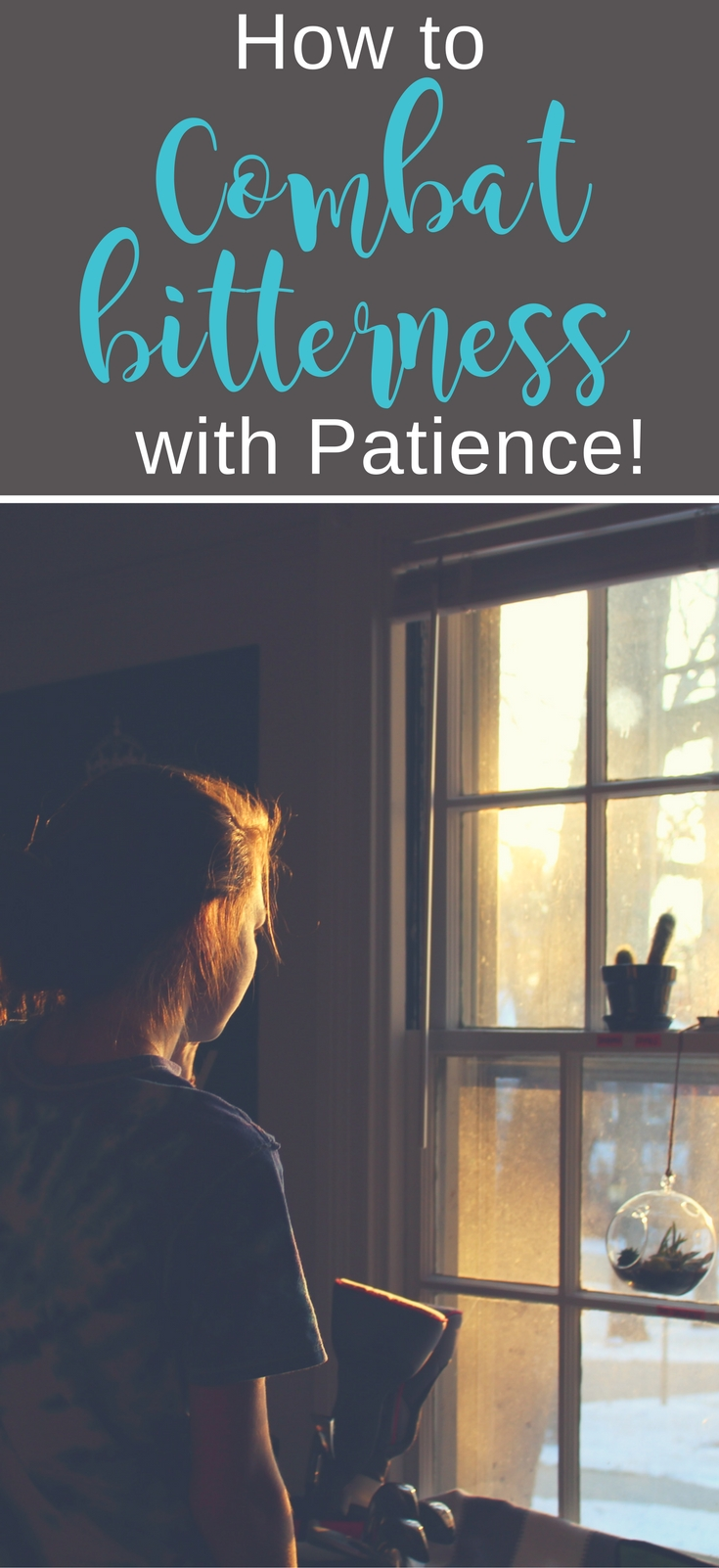 What does the Bible say about bitterness? Check out this powerful passage from Psalm 37. | Scripture Confident Living