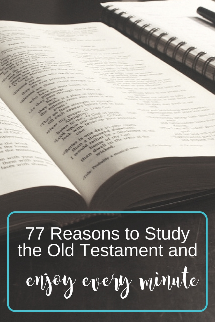 Studying the Old Testament is so powerful. Plus, there is a tool inside that will teach to study the Bible well and enjoy Bible study more than ever before.