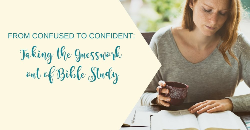guesswork-out-of-bible-study