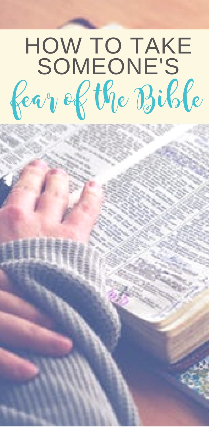 Four helpful tips plus a list of resources for encouraging women to study the Bible even when they feel too intimidated to study God's Word independently | Scripture Confident Living