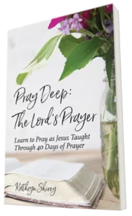 The-Lord's-prayer-journal