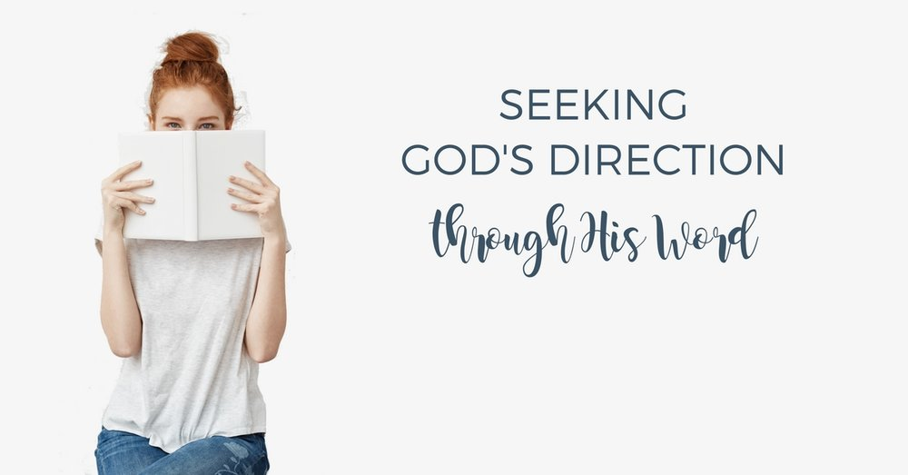 seeking-god's-direction