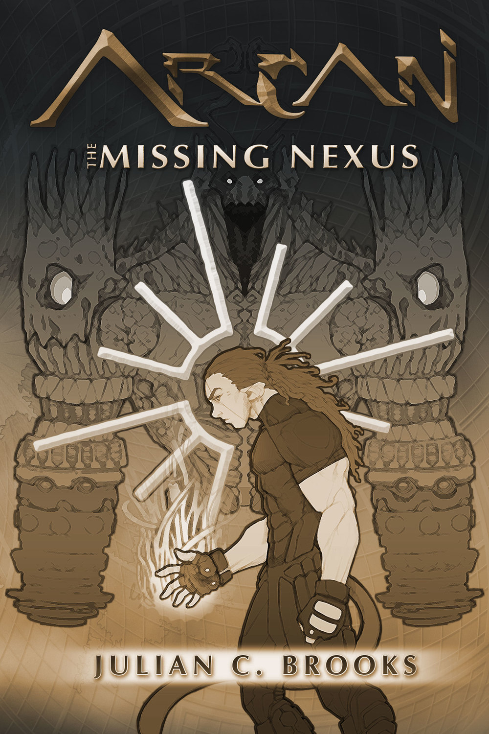 Arcan: The Missing Nexus - Book Cover