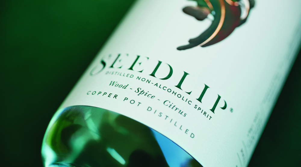 Seedlip bottle