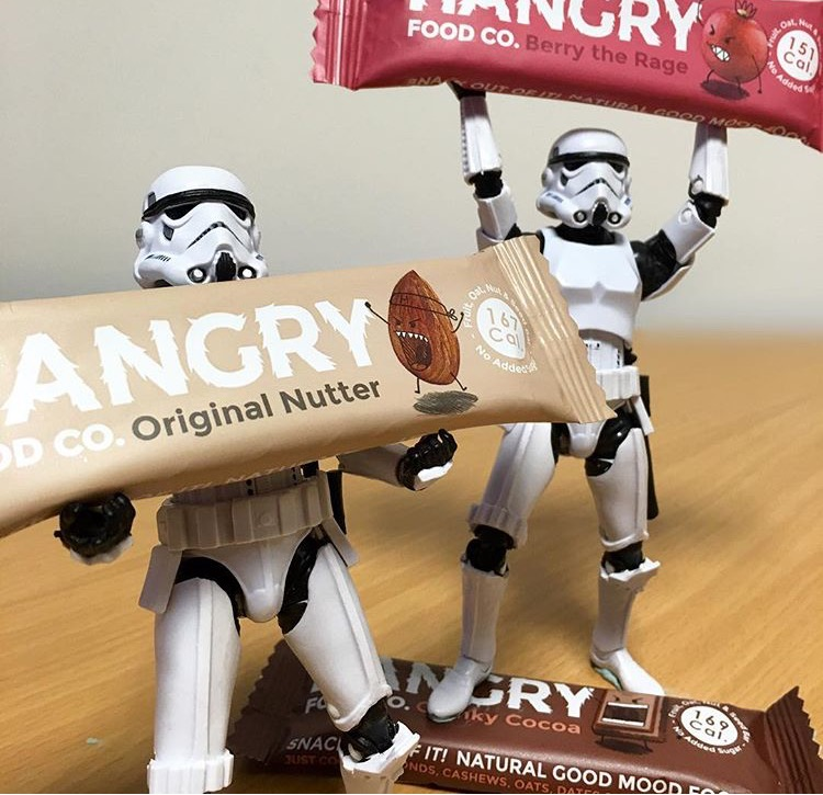 HANGRY Storm Troopers