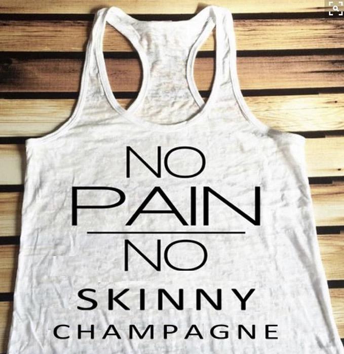 Skinny Champagne