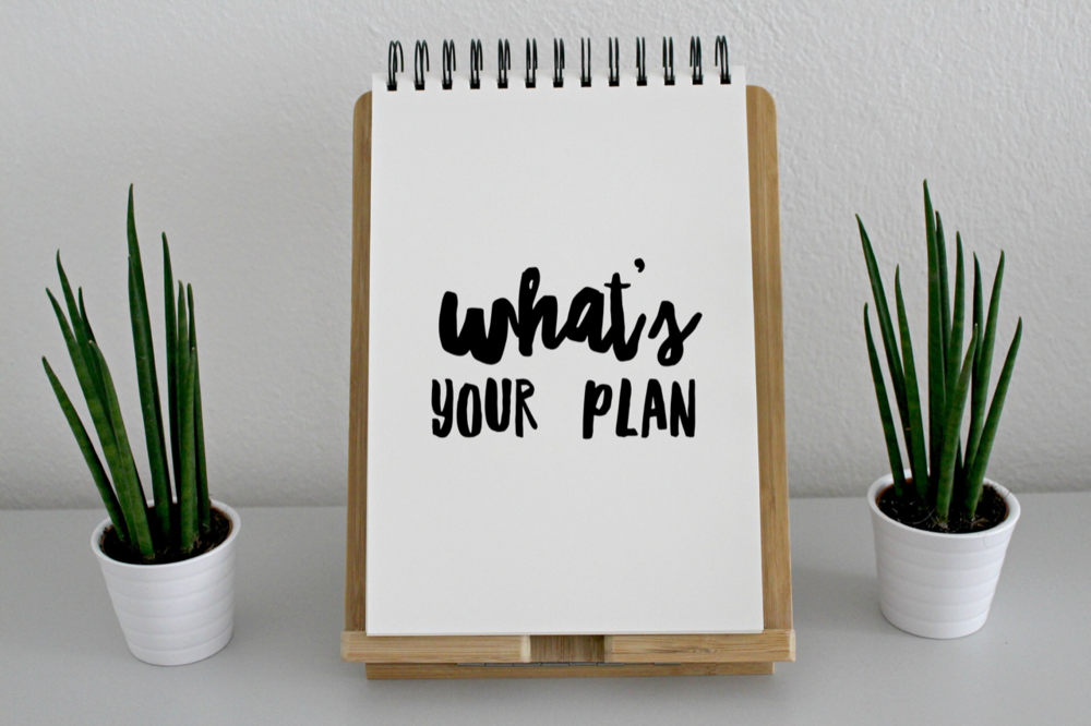 Create a 2018 Marketing Plan