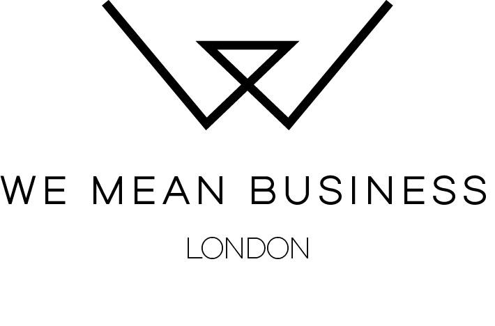 WE MEAN BUSINESS | LONDON