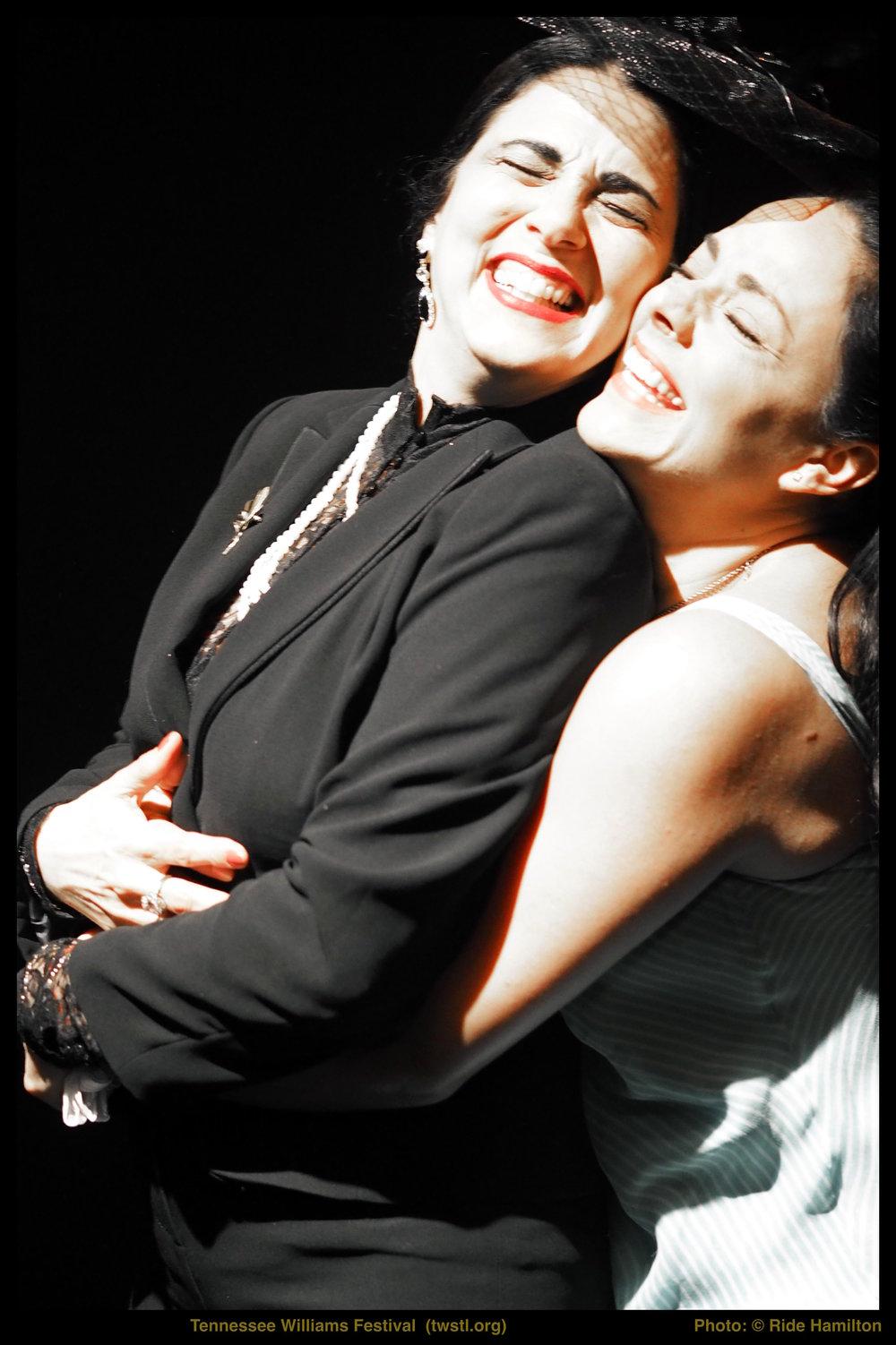 Lily Vega and Teatro Ingenio