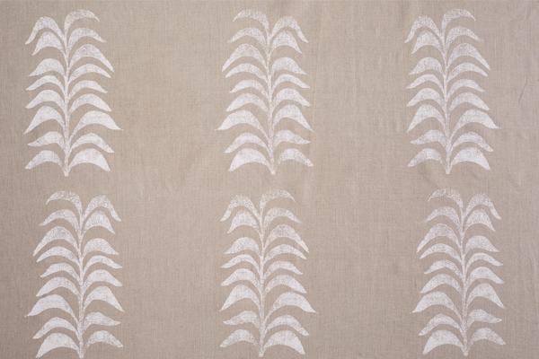 Grande Frond - Linen