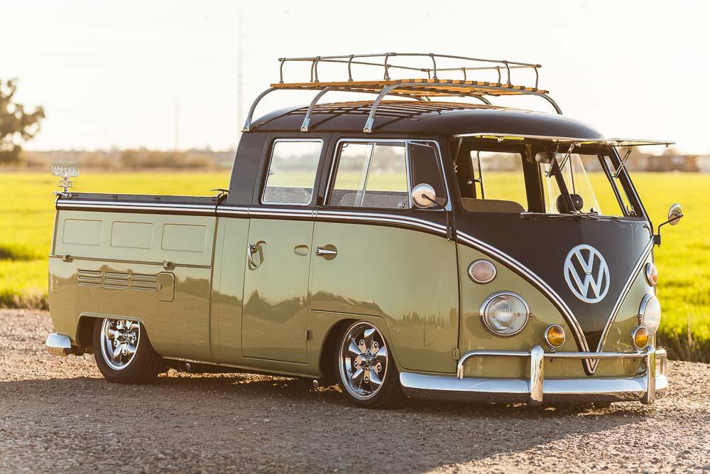 1966 Vw Double Cab Type 2 Buck Deitz Photography
