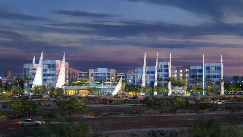 SKYWATER AT TEMPE TOWN LAKE  |  LENNAR