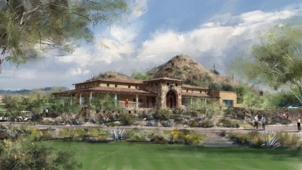 STONE CANYON CLUBHOUSE  |  PHX ARCHITECTURE