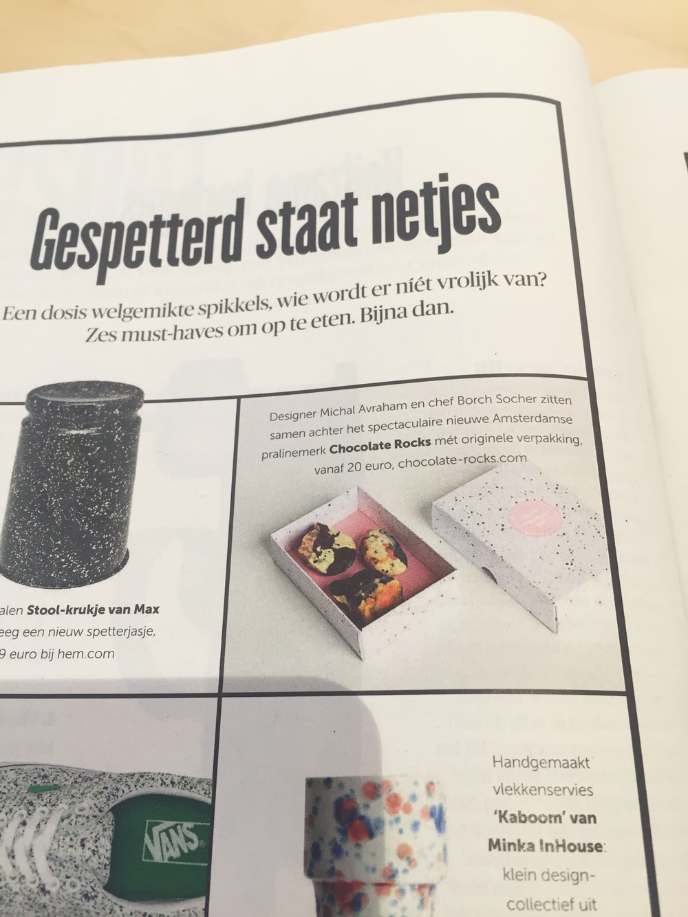 De Morgen magazine (BE)