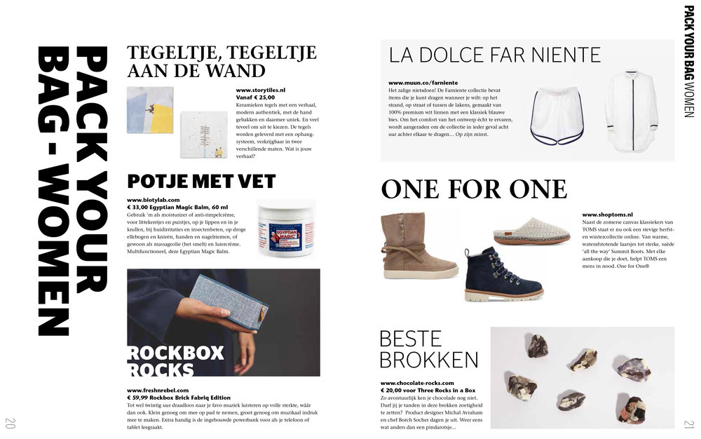 TRAVELBOOK magazine (NL)
