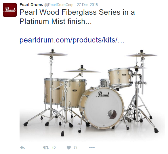 pearl-drumset