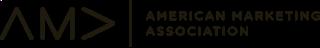 American Marketing Associaon logo
