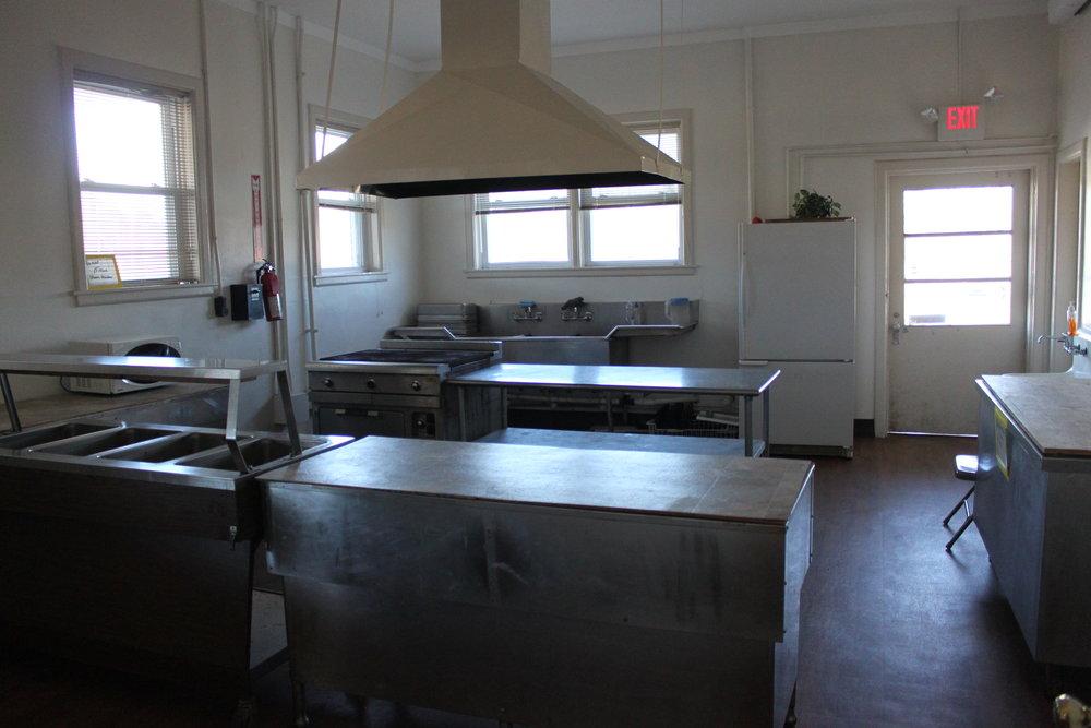 Building A Kitchen