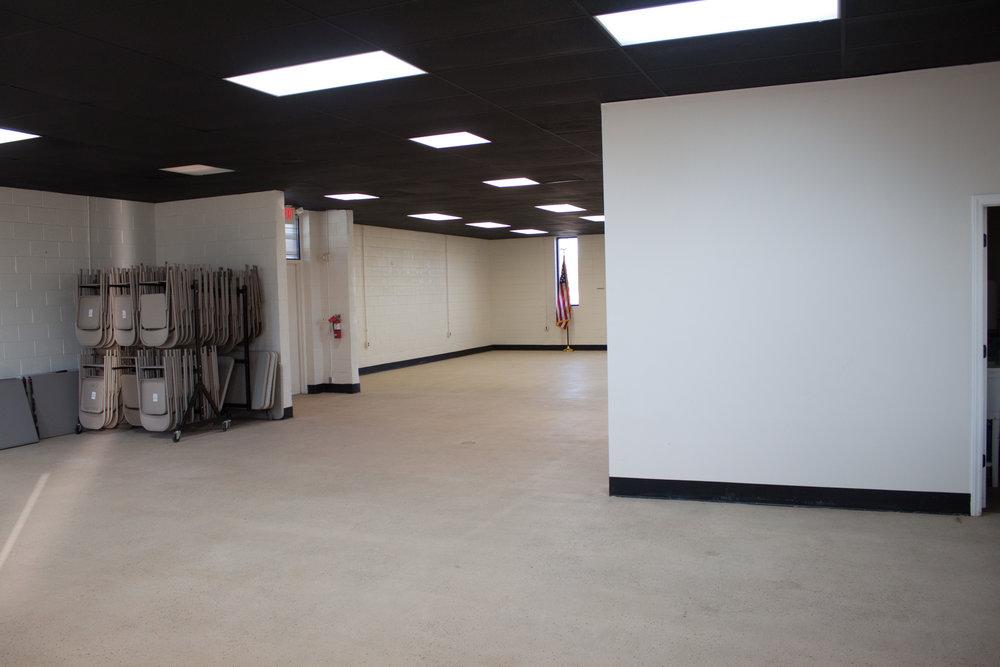 Building B Interior
