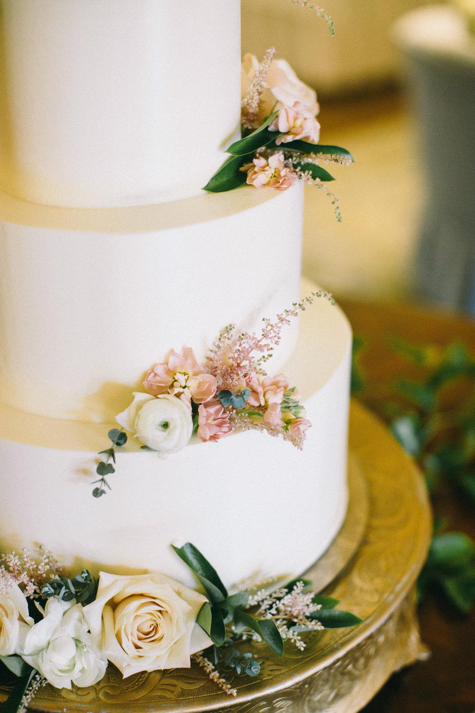 Farina Baking Company Classic Cake Jaimee Morse Photography