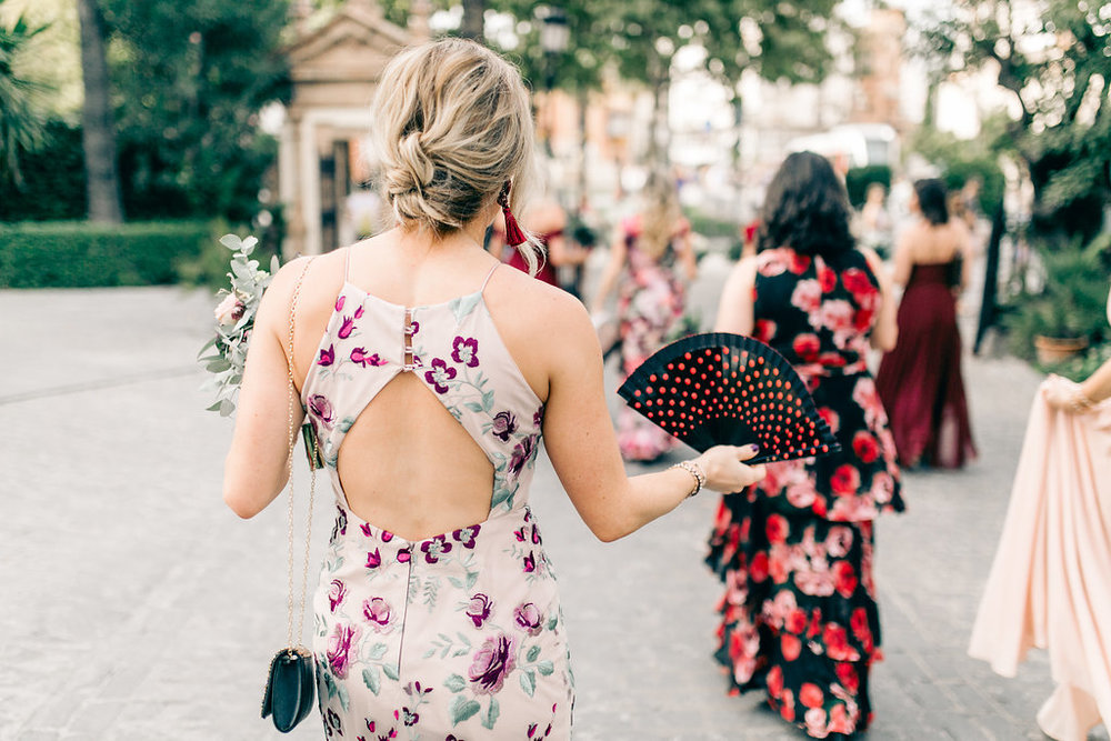 Mismatched Bridesmaids Vienna Glenn Wedding Photography