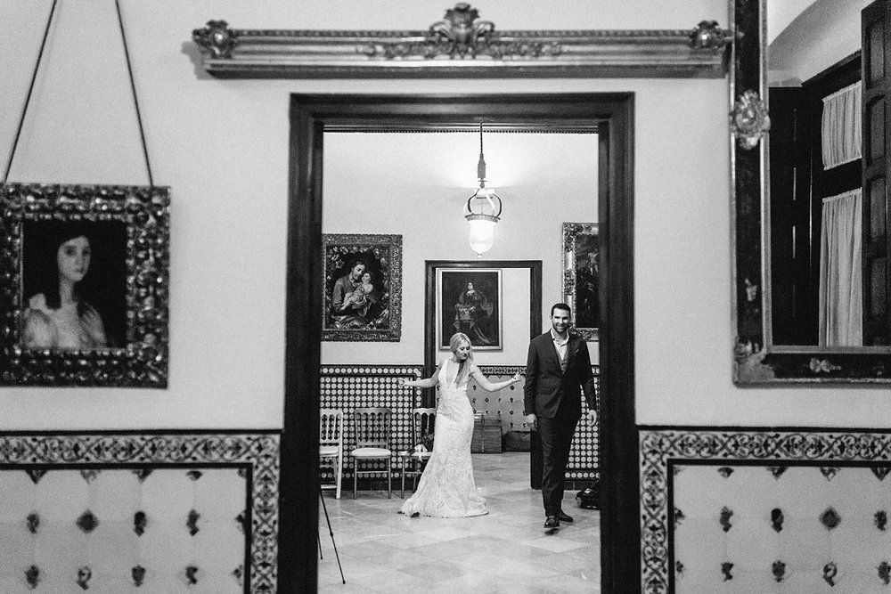Spain Luxury Wedding Vienna Glenn Wedding Photography