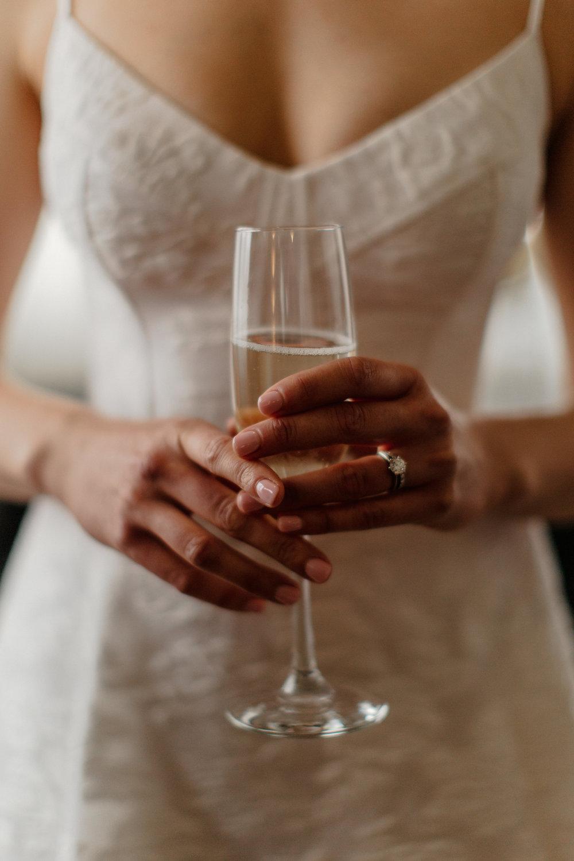 Champagne Press Bride Megan Photography Geneoh