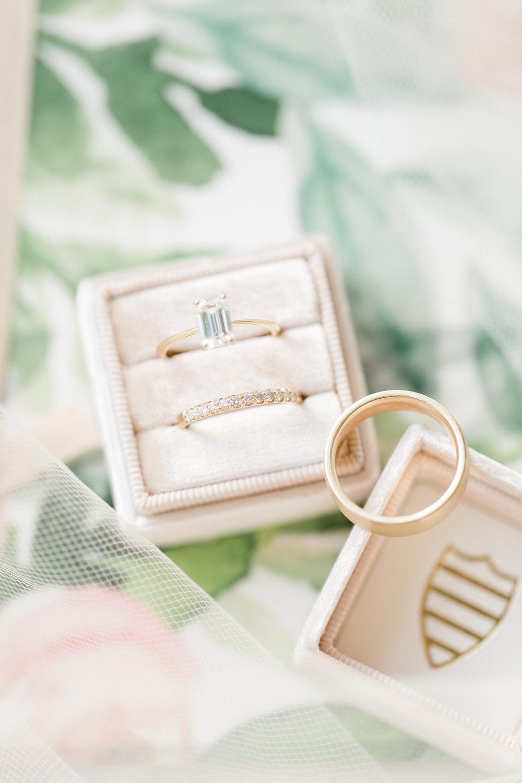 Luxury Wedding Details Champagne Press Wedding Invitations Gina Zeidler Photography
