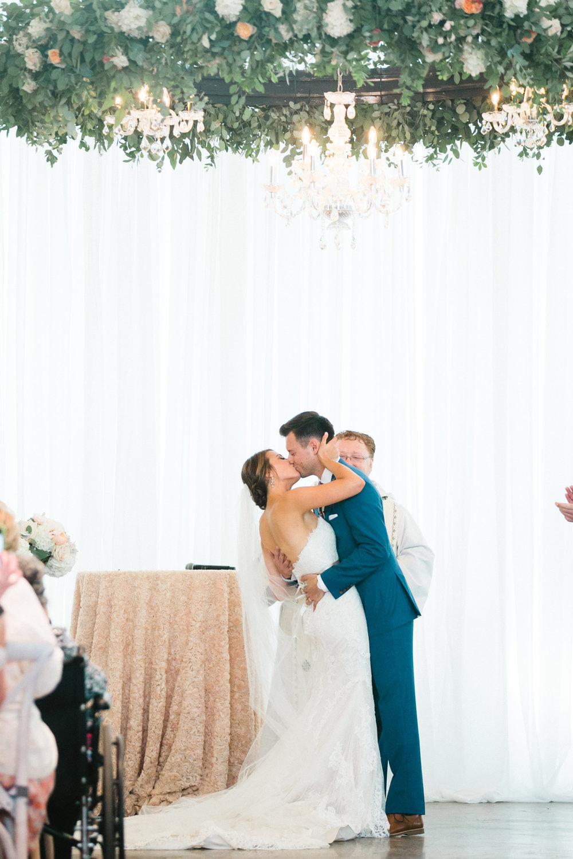 First Kiss Gina Zeidler Photography