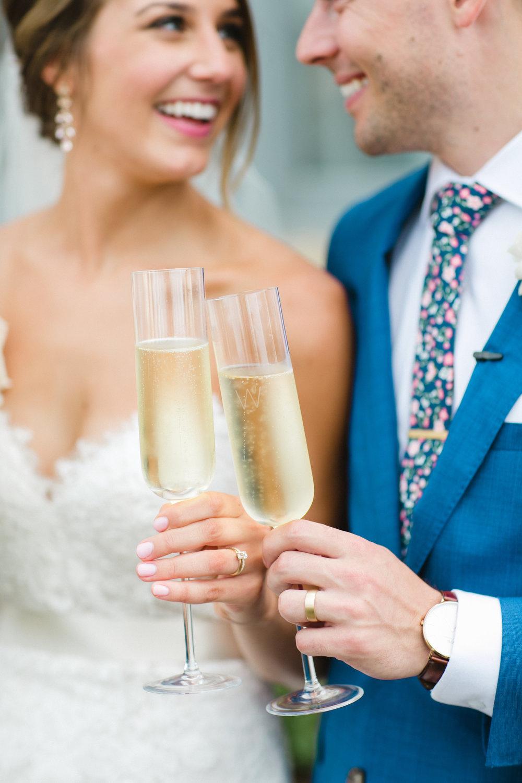 Gina Zeidler Photography Luxury Wedding Champagne Press Custom Wedding Invitations Minneapolis Minnesota