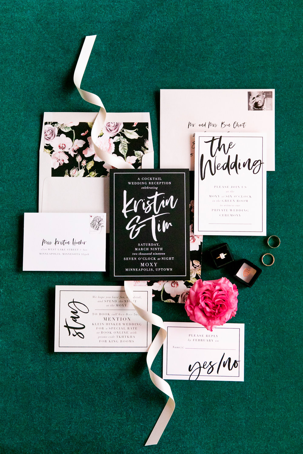 Black and White Luxury Custom Wedding Invitation Suite.jpg