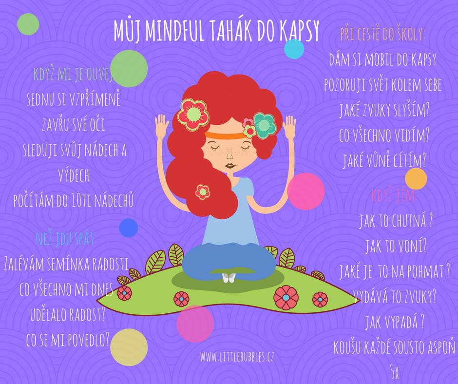 mindfulness pro děti