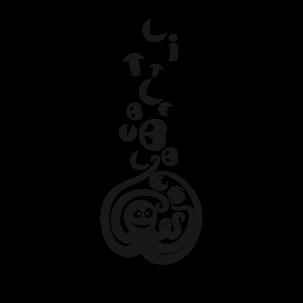#5 Logo vertikální černobílé