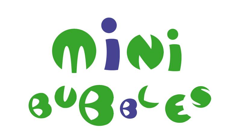 mini bubbles