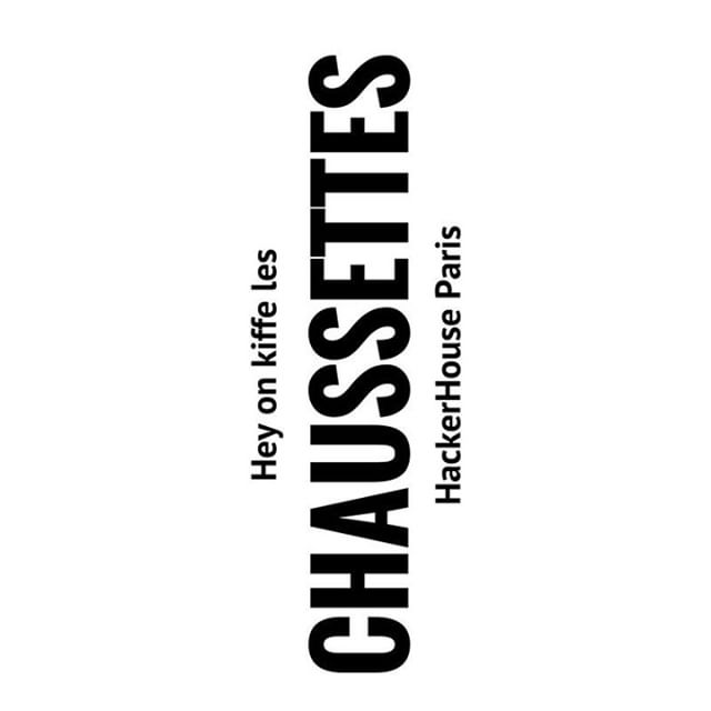 Parce que la norme est ennuyeuse... 😇 ⠀ #nostress  #nopressure #breaktherules #sockslover #lifehacks #mondaymood #hackerhouse