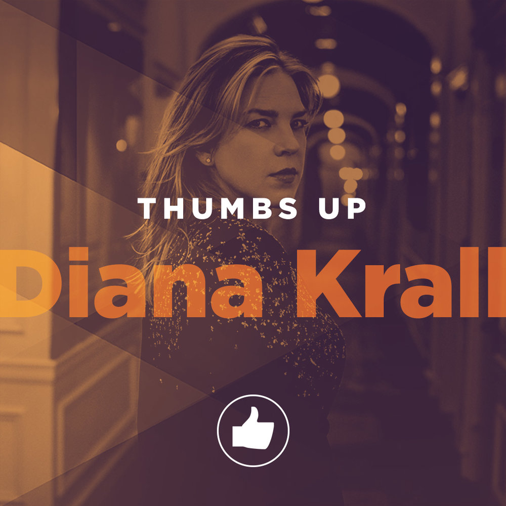 Thumbs Up: Diana Krall