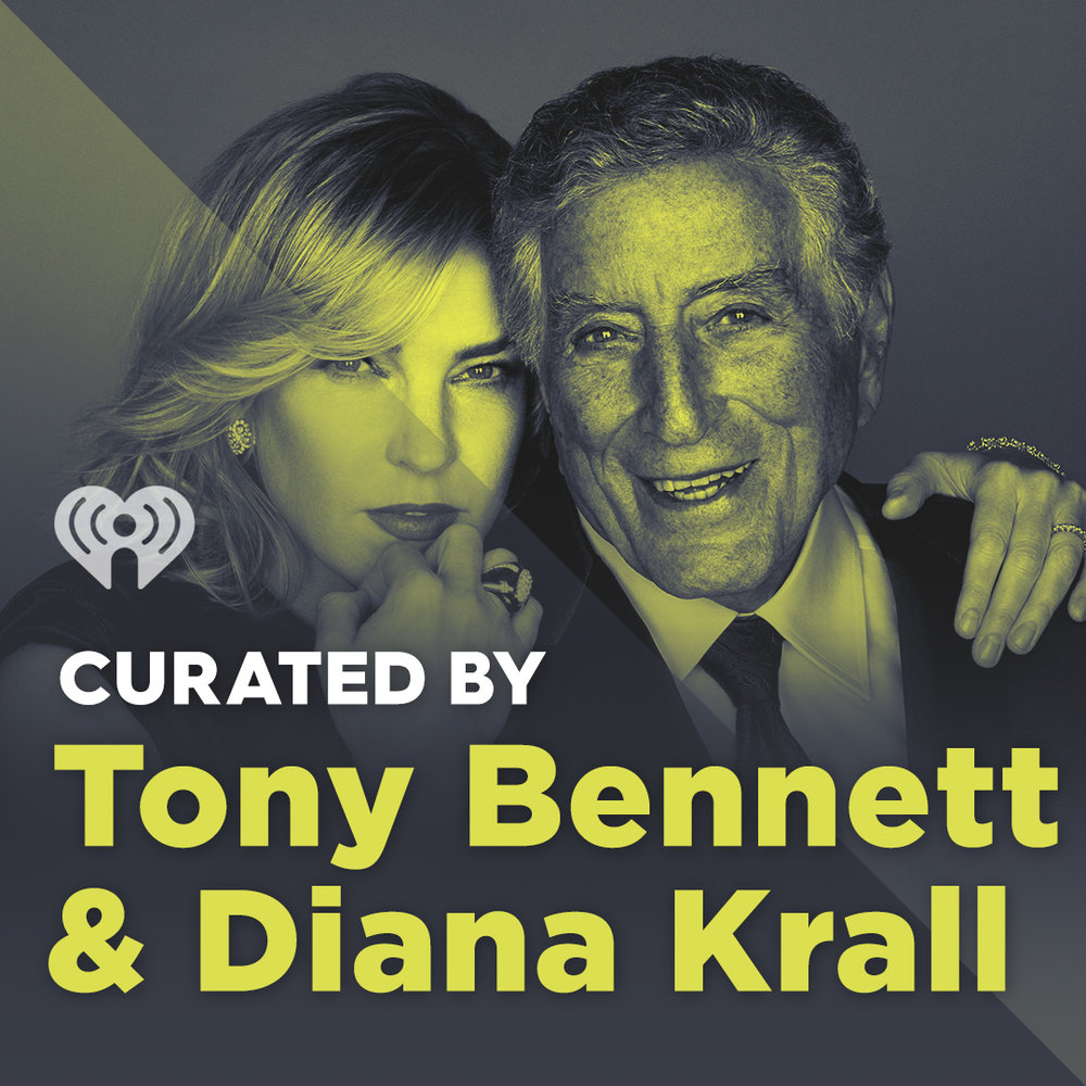 Curated By_Tony Bennett & Diana  Krall