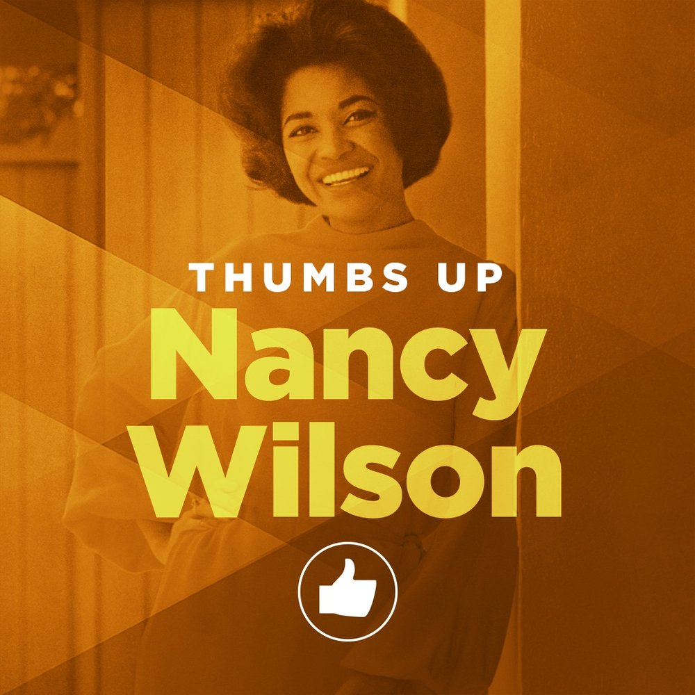 Thumbs Up Nancy Wilson