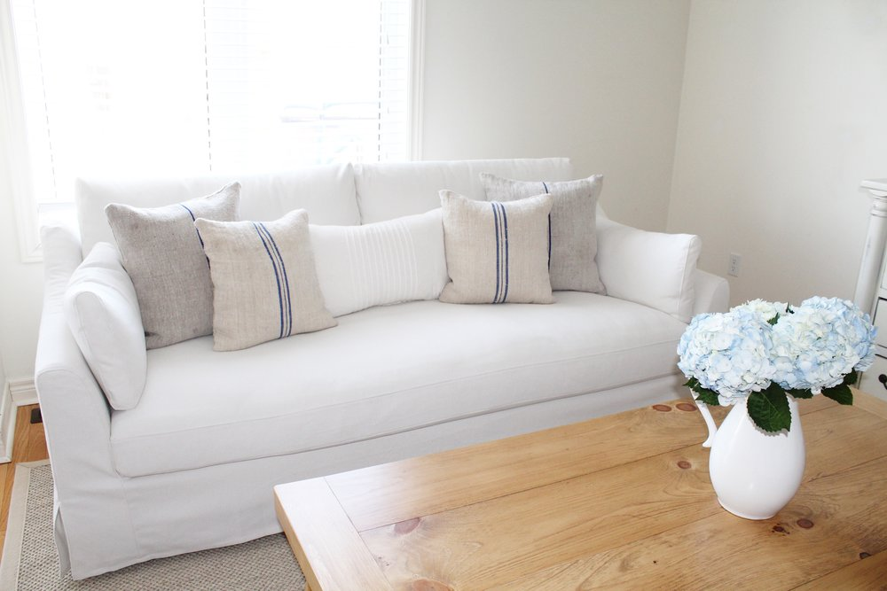 Review of the FÄRLÖV Sofa by Ikea — Tesser Traditions
