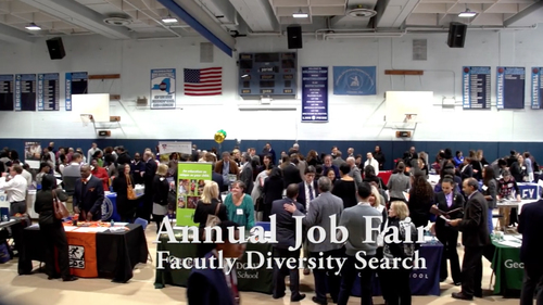 Job Fair Faculty Diversity Search