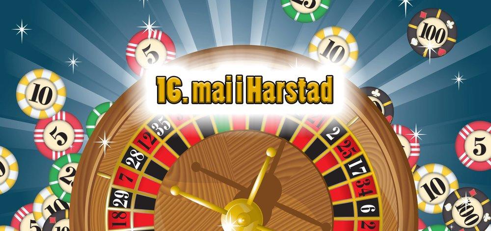 Tidenes 16.Mai fest for ungdom skjer i Harstad i 2017! Starter kl 17:00!