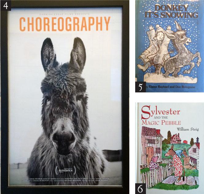 NickyOvitt_Donkeyblog_Poster&books