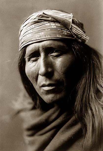 Tsahizn Tseh, Apache Nation