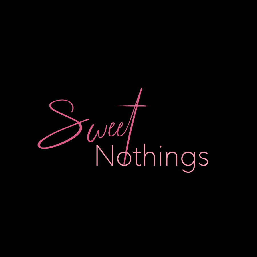 Sweet Nothings - Logo Design Concept Pinkish