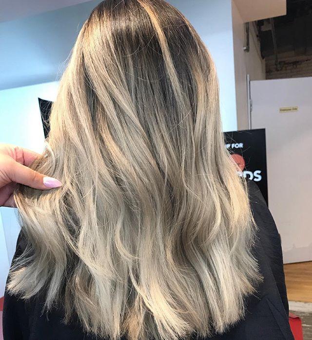 LATE NIGHT INSPO✨ @theloftwinnipeg • • • • #hairbyannamariem #theloftwinnipeg #winnipegsalon #downtownwinnipeg #204 #hair #behindthechair #balayage #balayageombre #redken #framar #olaplex #hairmagic #hairstyles #haircolor #highlights #haircolorideas #beautylaunchpad #modernsalon #salon #ighair #hotforhair #blonde #blondehair #style #curls #waves #wavy #hairideas #hairinspo