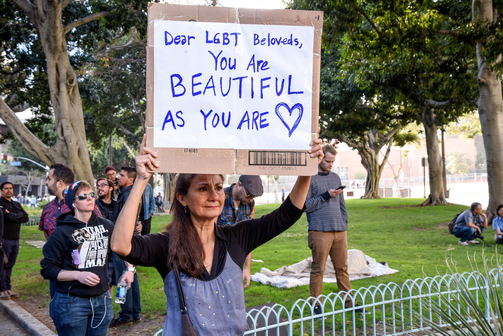 James Golestan Activism Orlando Vigil Gay Pride Parade LA LGBT Center-1.jpg
