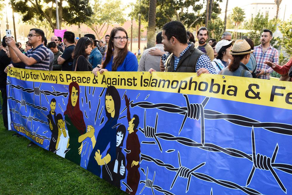 James Golestan Activism Orlando Vigil Gay Pride Parade LA LGBT Center-6.jpg
